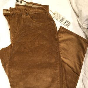 Other - Mountain khakis corduroy pants NWT